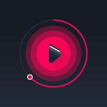 audio book logo / icon