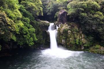 鹿児島県 観音滝