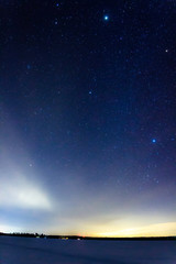 star sky