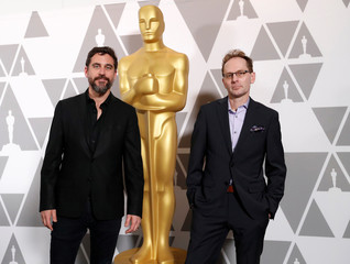Reception for Oscar-nominated documentary films in Los Angeles