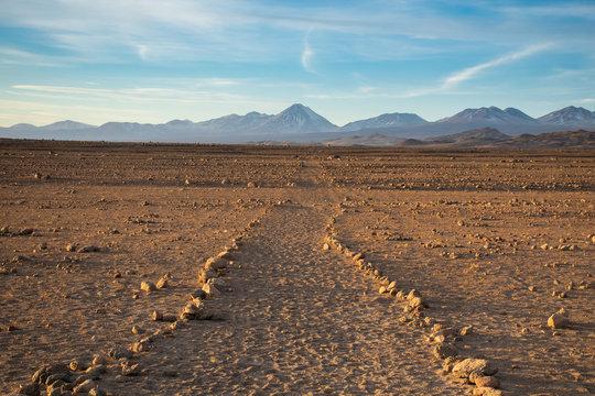 Inca Trail, San Pedro de Atacama - Chile