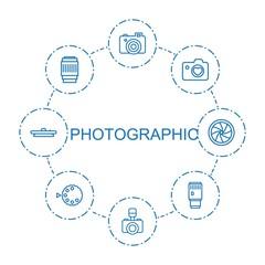 8 photographic icons