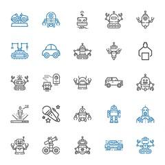 ai icons set