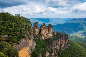 Garden Poster Australia Blue Mountains
