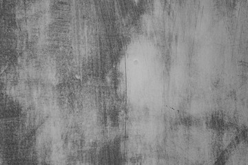 wall in white paint paint, grunge