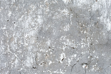 Abstract white and grey cement wall texture and background