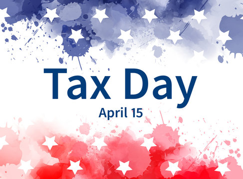 TAx day in USA