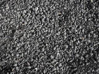 Grober Splitt Steine Textur Asphaltbau