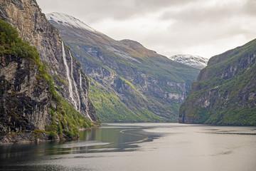 Fjord Norway Panorama