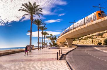 Hiszpania Alicante El Campello Costa Blanca