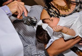 batismo de criança