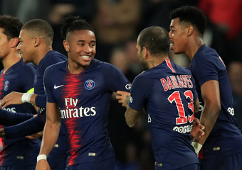 Ligue 1 - Paris St Germain v Montpellier