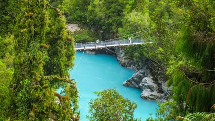 Hokitika Gorge near Hokitika, New-Zealand