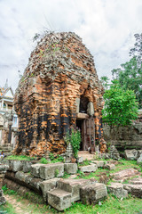 Prasat at Phnom Chiso