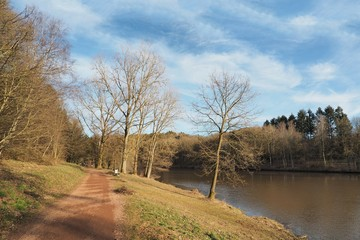 Wingertsweiher - Ottweiler - Saarland