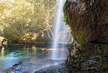 Fotobehang - Tranquil swimming holes in Southern Highlands