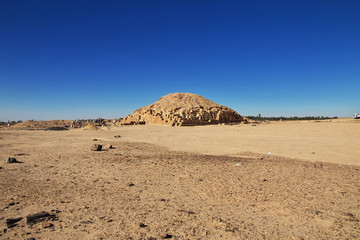 Karma Nuri Al-Qura Jabal Barkal Sudan Nubia Pyramid Pharaoh Nile