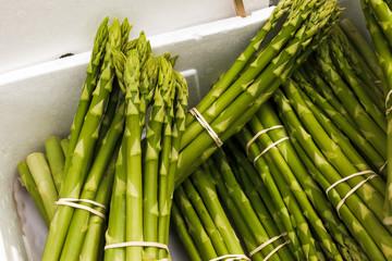 Asparagus for Sale in a Bundle