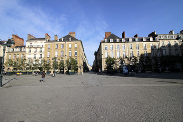 Rennes - Hôtel de Ville
