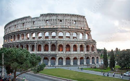 Coliseo Romano Stock Photo And Royalty Free Images On Fotoliacom