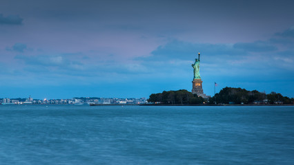 Statue of Liberty, Liberty State Park, NYC, United States