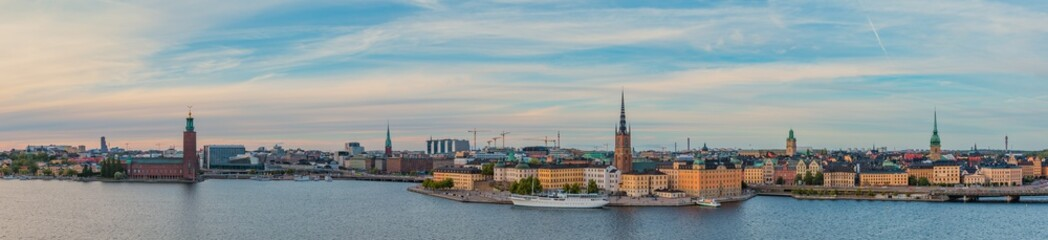 Stockholm Panorama IV - Buy this stock photo and explore similar
