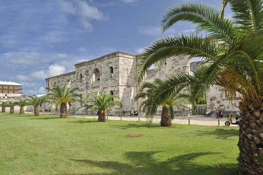 Fortress in Bermuda