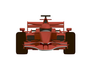 Acrylic Prints F1 Racing car