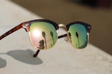 Clubmaster Retro Sunglasses