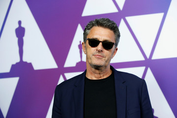 """Pawel Pawlikowski, director of film """"Cold War"""" - Poland, a nominee for the Foreign Language Film category, attends a pre Oscar reception ahead of the 91st Academy Awards, in Beverly Hills, California"""