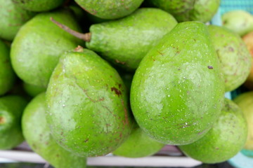 fresh avocados are ready for consumption
