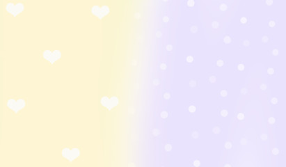 very soft and sweet gradient pastel  abstract background