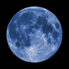 Super Blue Moon