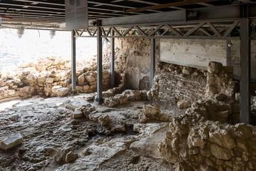 Tour at City of David in Jerusalem