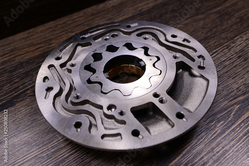 Automatic transmission oil pump
