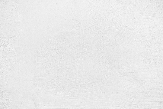 Abstract white cement wall texture background for interior design,copy space for add text.
