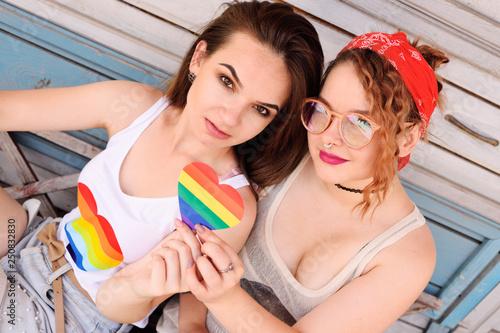 JEANIE: Two nice lesbians friends