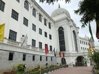 Salar Jung National Museum in Hyderabad, India Fototapete