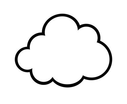 雲のマーク
