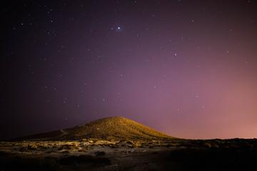 Montaña roja Tenerife