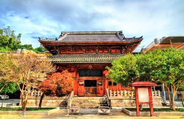 Linji Huguo Chan, a Zen Buddhist Temple in Taipei