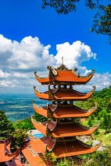 buddhist temple pagoda