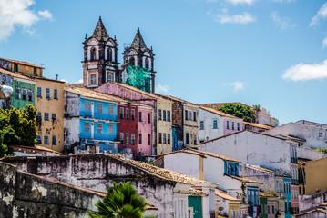 Historical centre Pelourinho, Salvador, Bahia, Brazil