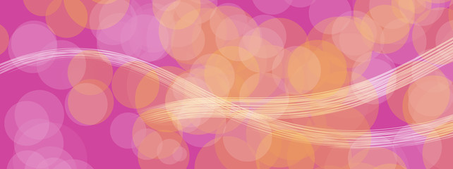 wallpaper lineare rosa arancio