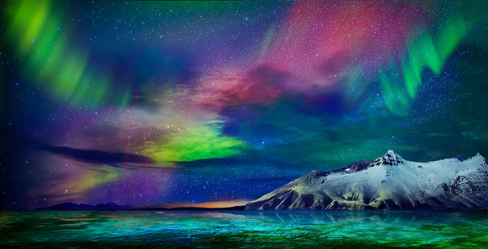 incredible northern lights
