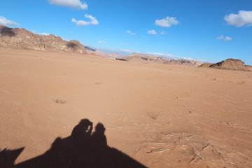 desert sand sky landscape background