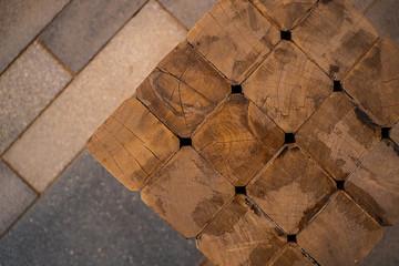 wood tile texture