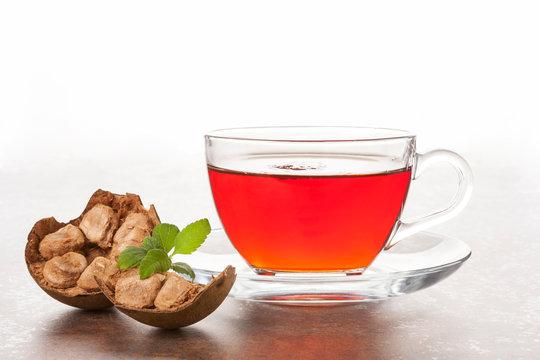 Luo Han Guo aka Monk fruit tea.