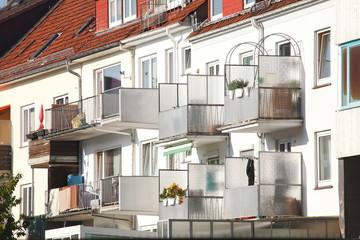 Modernes Wohnhäuser, Wohngebäude