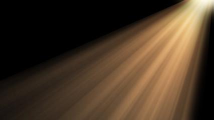 Obraz sunlight overlays abstract backdrop - fototapety do salonu
